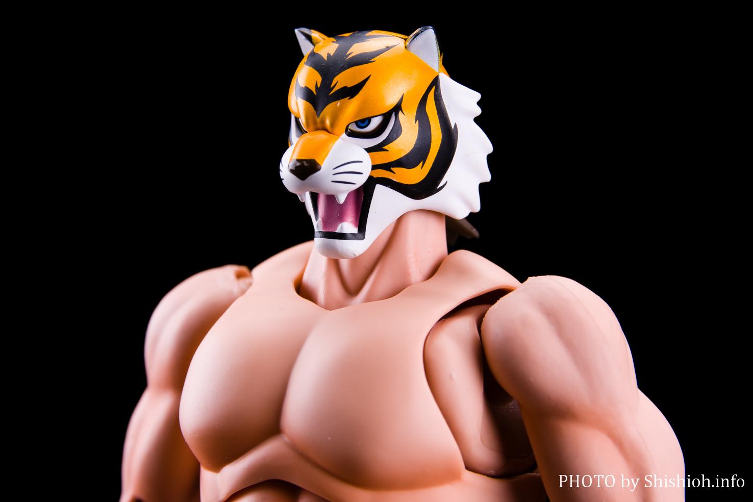 S.H.Figuarts タイガーマスク