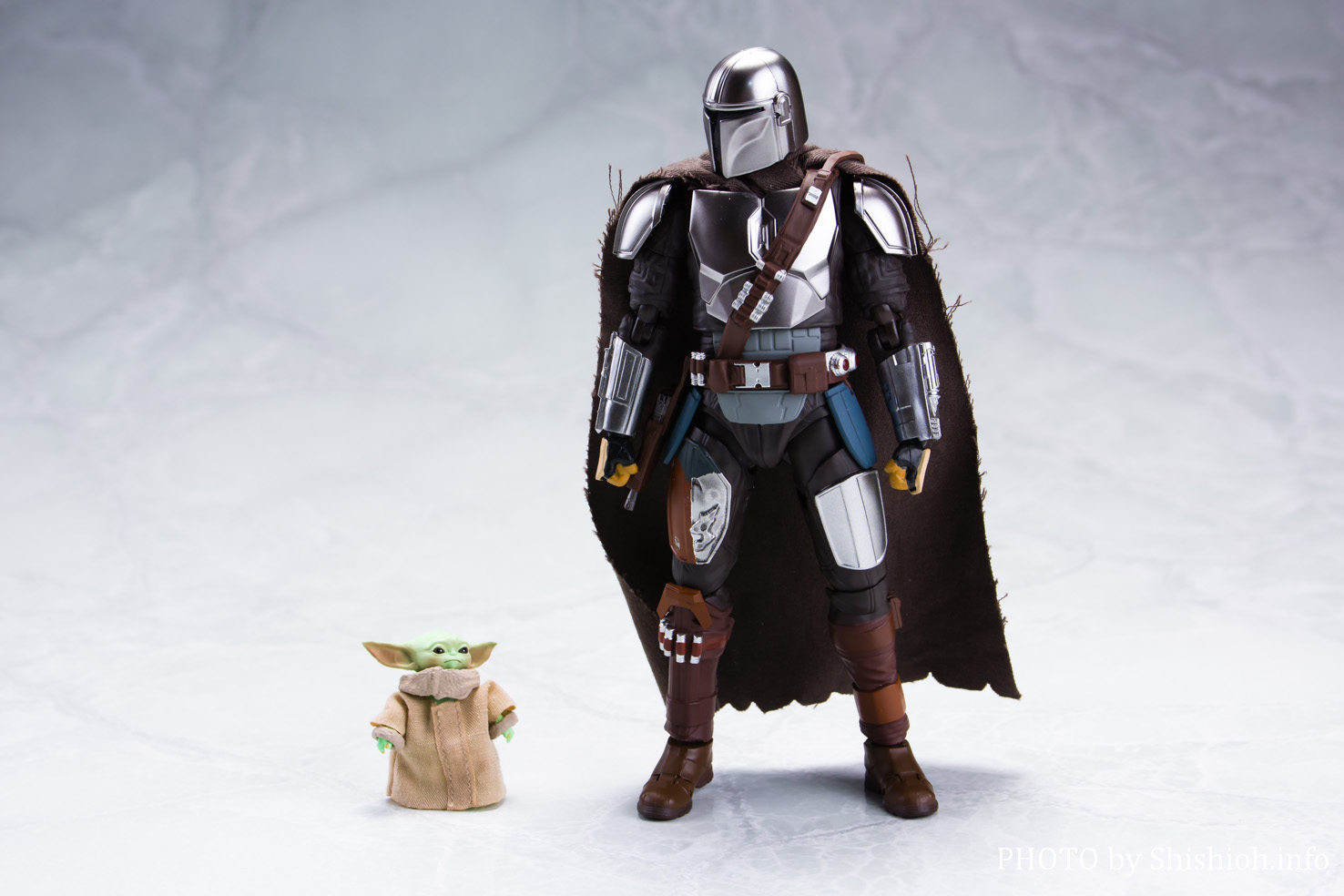 S.H.Figuarts ザ・チャイルド (STAR WARS:The Mandalorian)