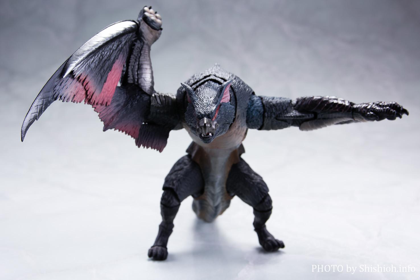S.H.MonsterArts ナルガクルガ