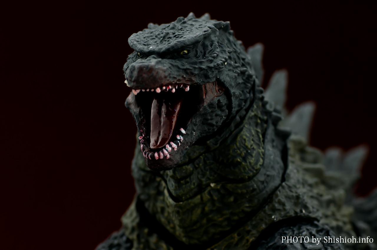 S.H.MonsterArtsゴジラ(2014)