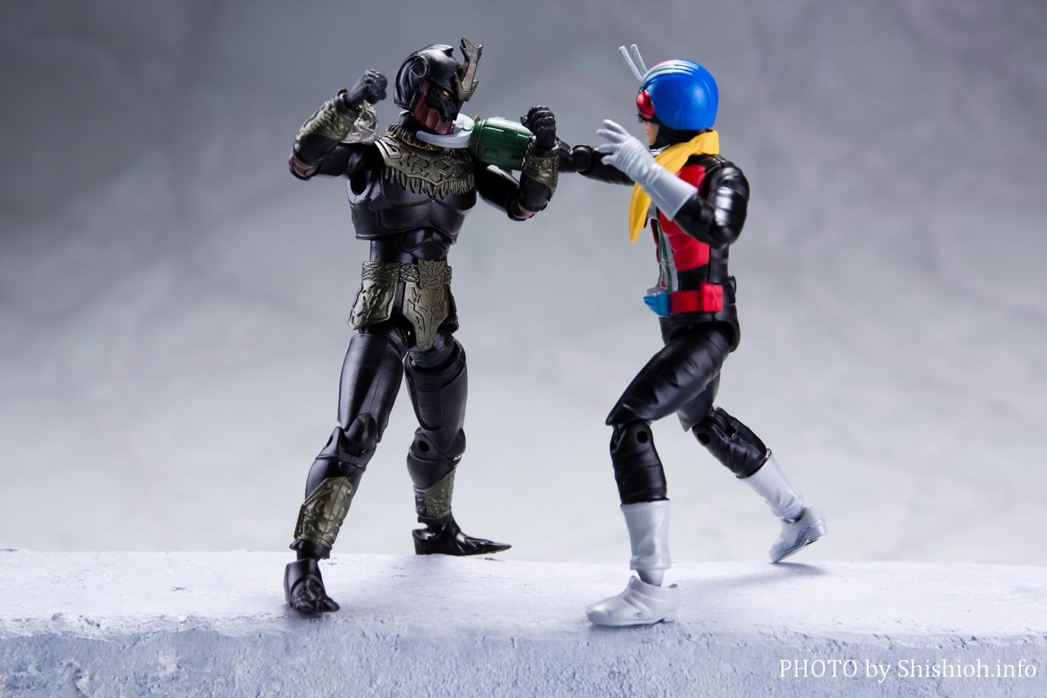 SHODO-X 仮面ライダー11 ライダーマン