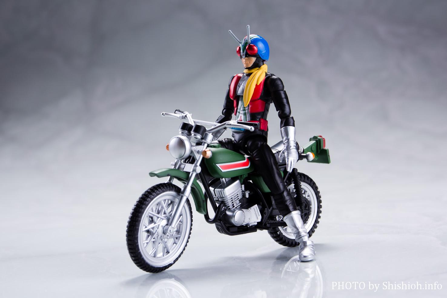SHODO-X 仮面ライダー11 ライダーマンマシン