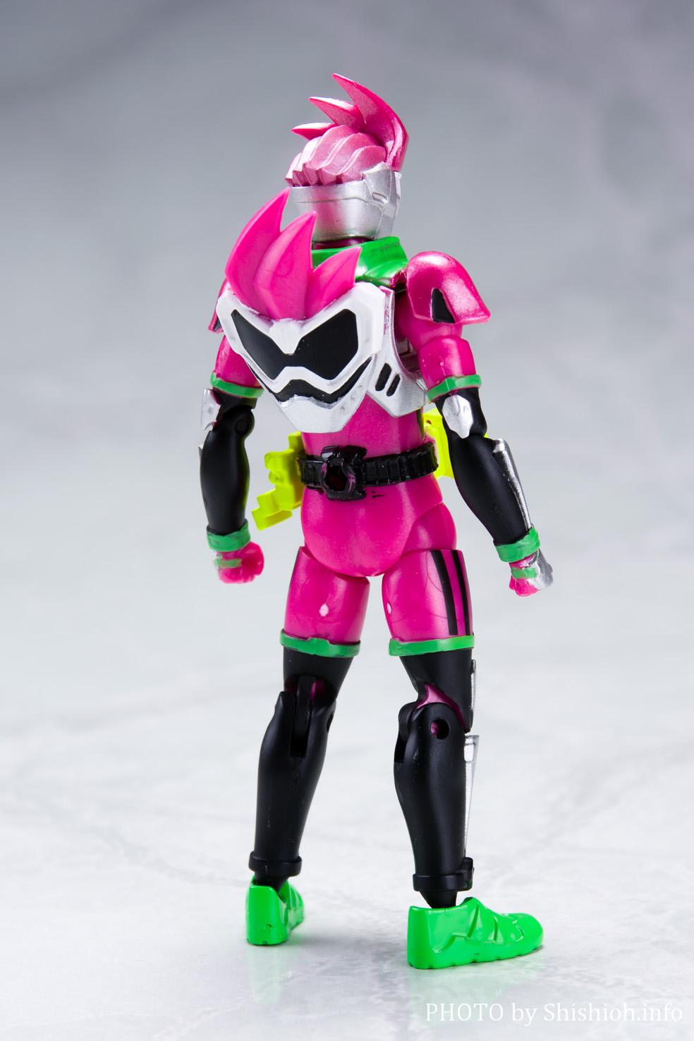 SHODO-X 仮面ライダー11 仮面ライダーエグゼイド アクションゲーマーレベル2