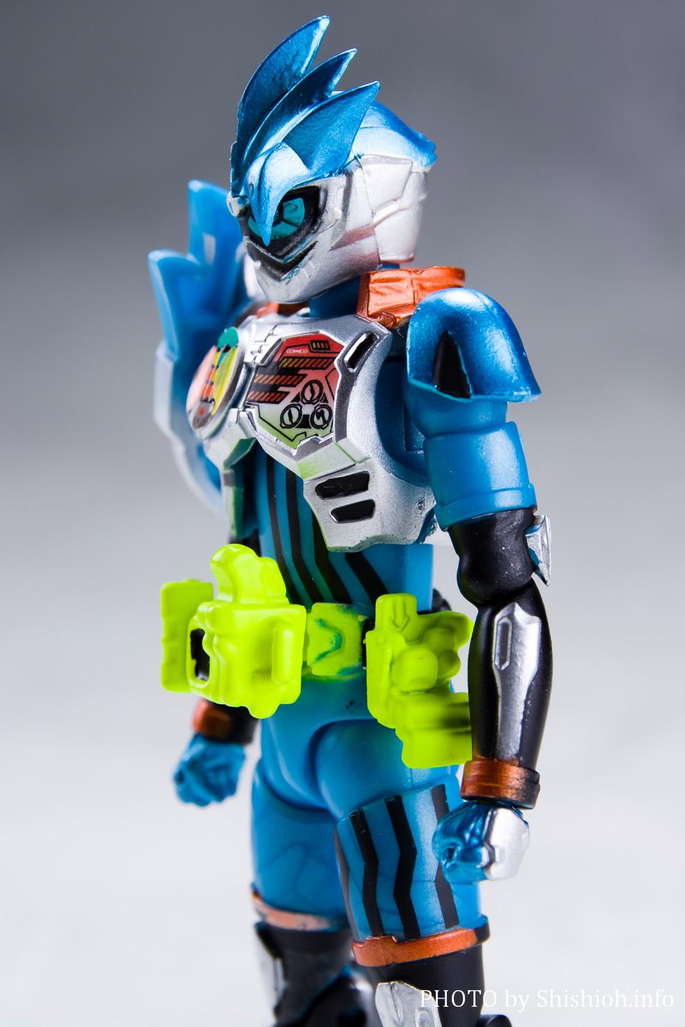 SHODO-X 仮面ライダー11 仮面ライダーエグゼイド ダブルアクションゲーマーレベルXX L