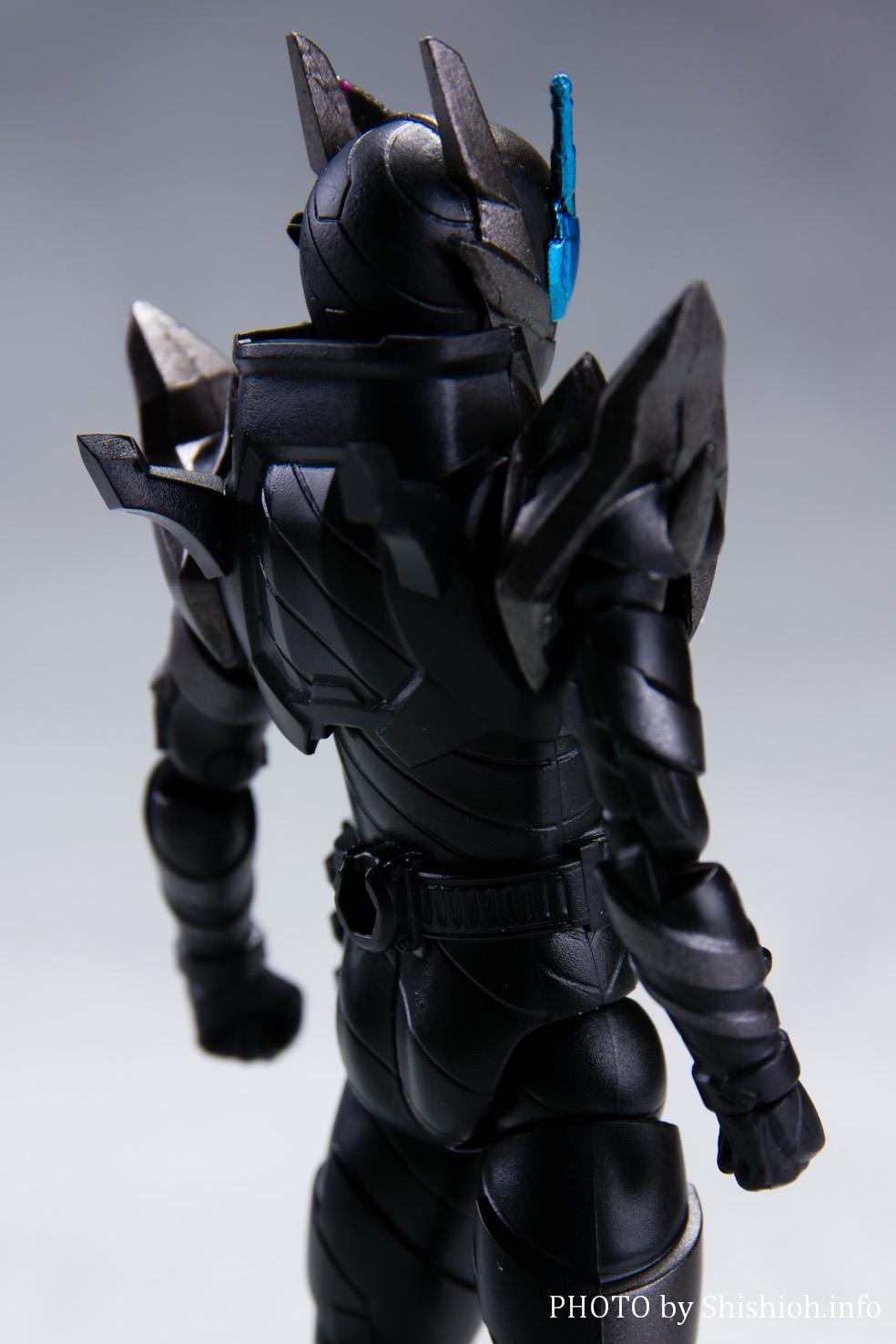 SHODO-X 仮面ライダービルド ラビットタンクハザードフォーム