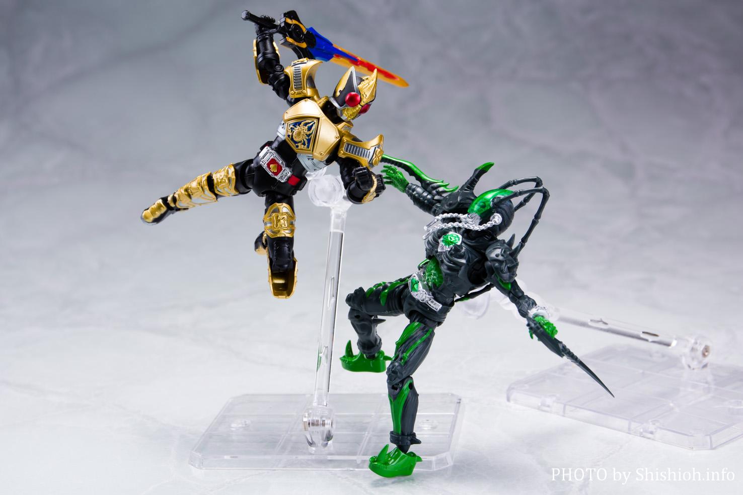 SHODO-X 仮面ライダー剣 キングフォームセット