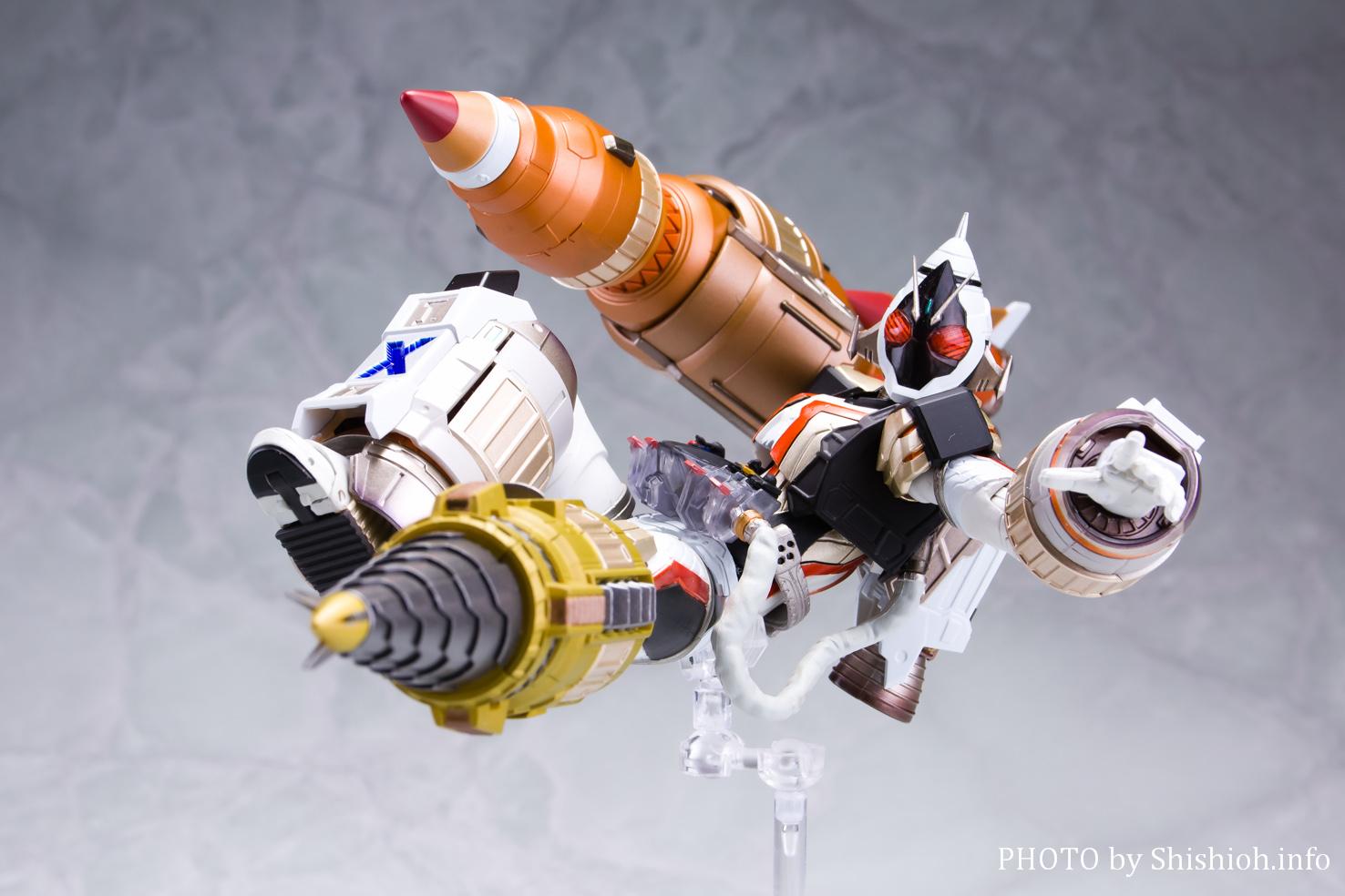 S.I.C. 仮面ライダーフォーゼ ベースステイツ