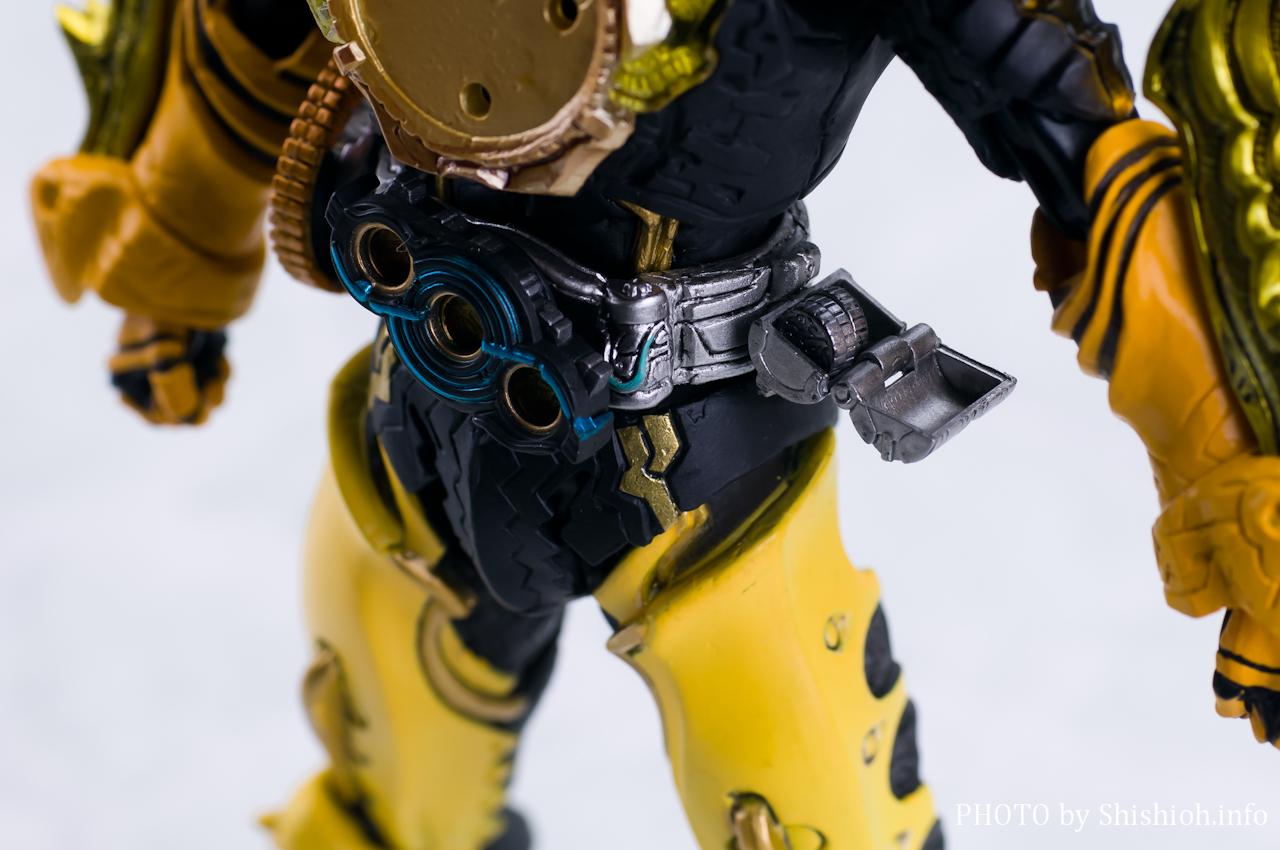 S.I.C. 仮面ライダーオーズ ラトラーター コンボ