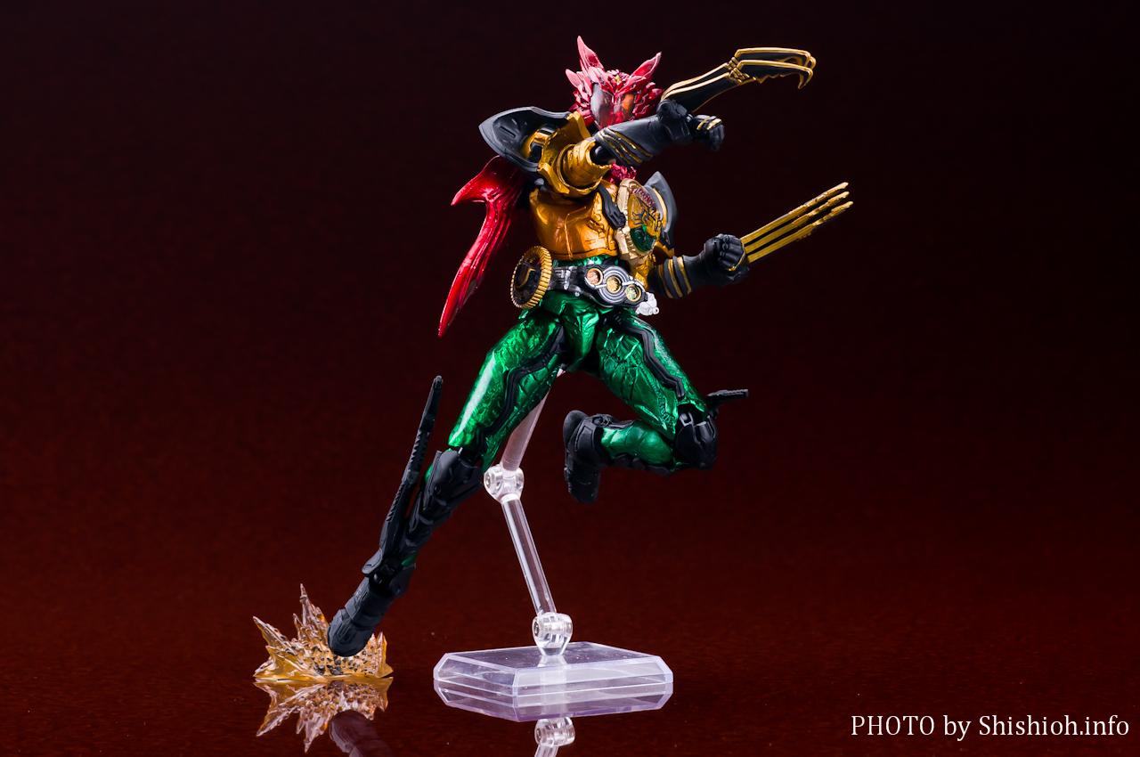 S.I.C. 仮面ライダーオーズ スーパータトバ コンボ