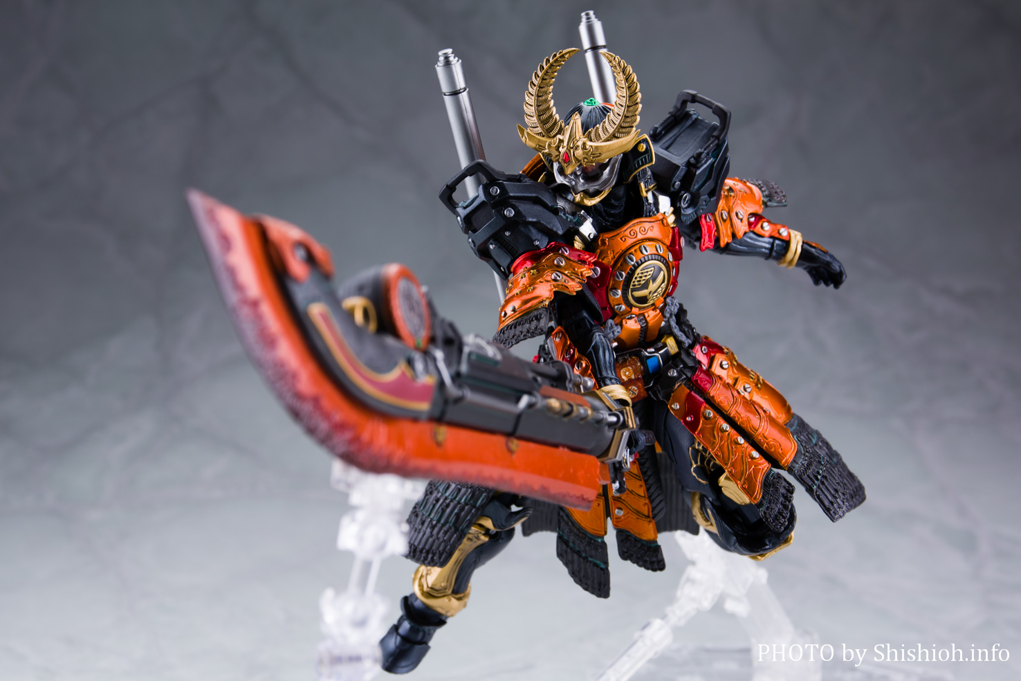 S.I.C. 仮面ライダー鎧武 カチドキアームズ