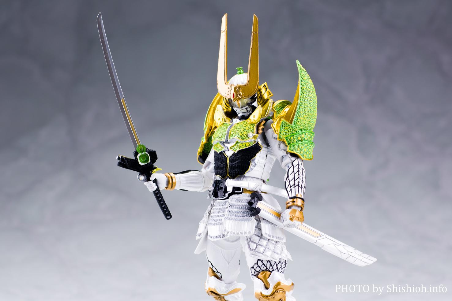 S.I.C. 仮面ライダー斬月 メロンアームズ