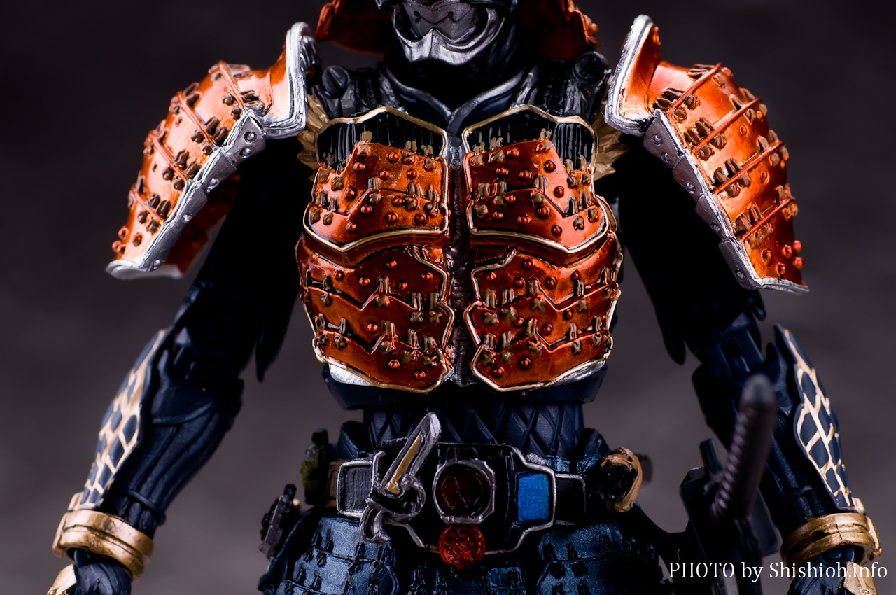 S.I.C.VOL.72 仮面ライダー鎧武 オレンジアームズ