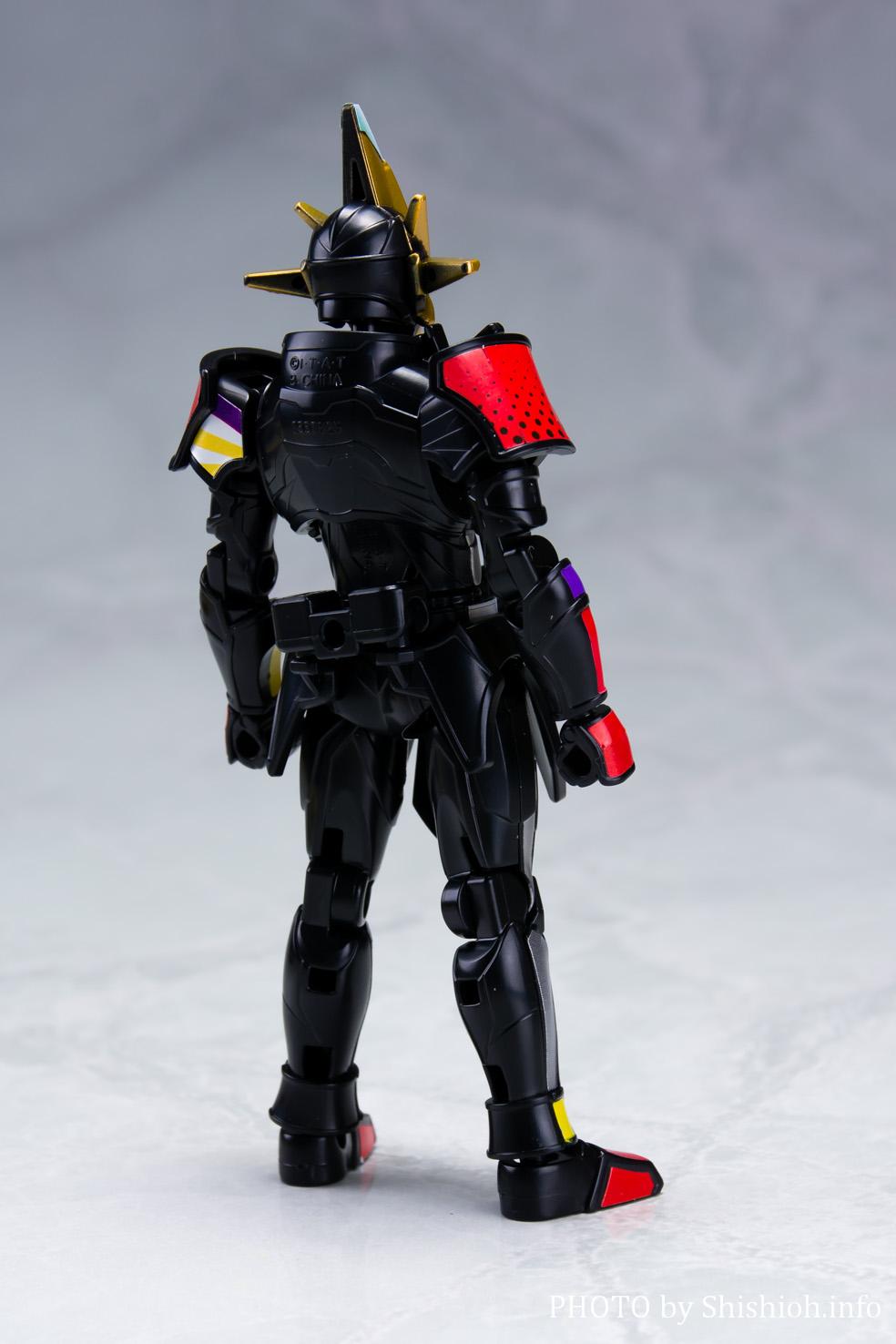 装動 仮面ライダー最光 エックスソードマン