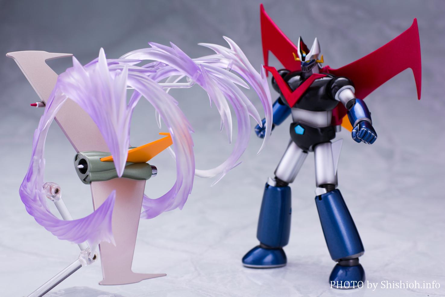 超合金魂 GX-02R(TN2016 Anniv.)グレートマジンガー (魂ネイション2016記念Ver.)
