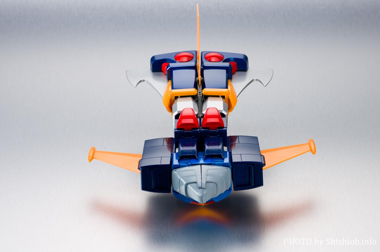 超合金魂 GX-65 無敵鋼人ダイターン3 リニューアルカラー