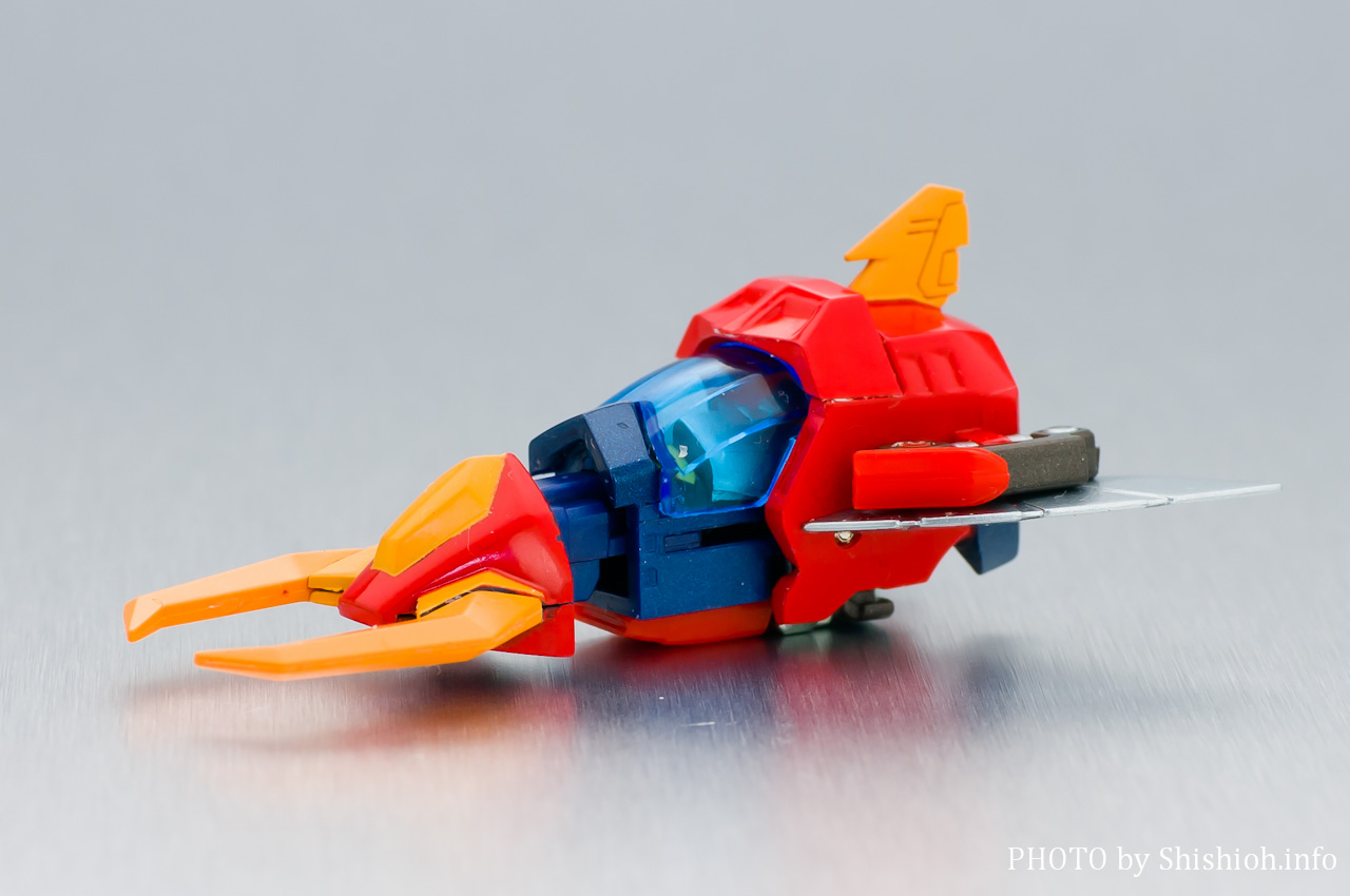 超合金魂トライダーG7
