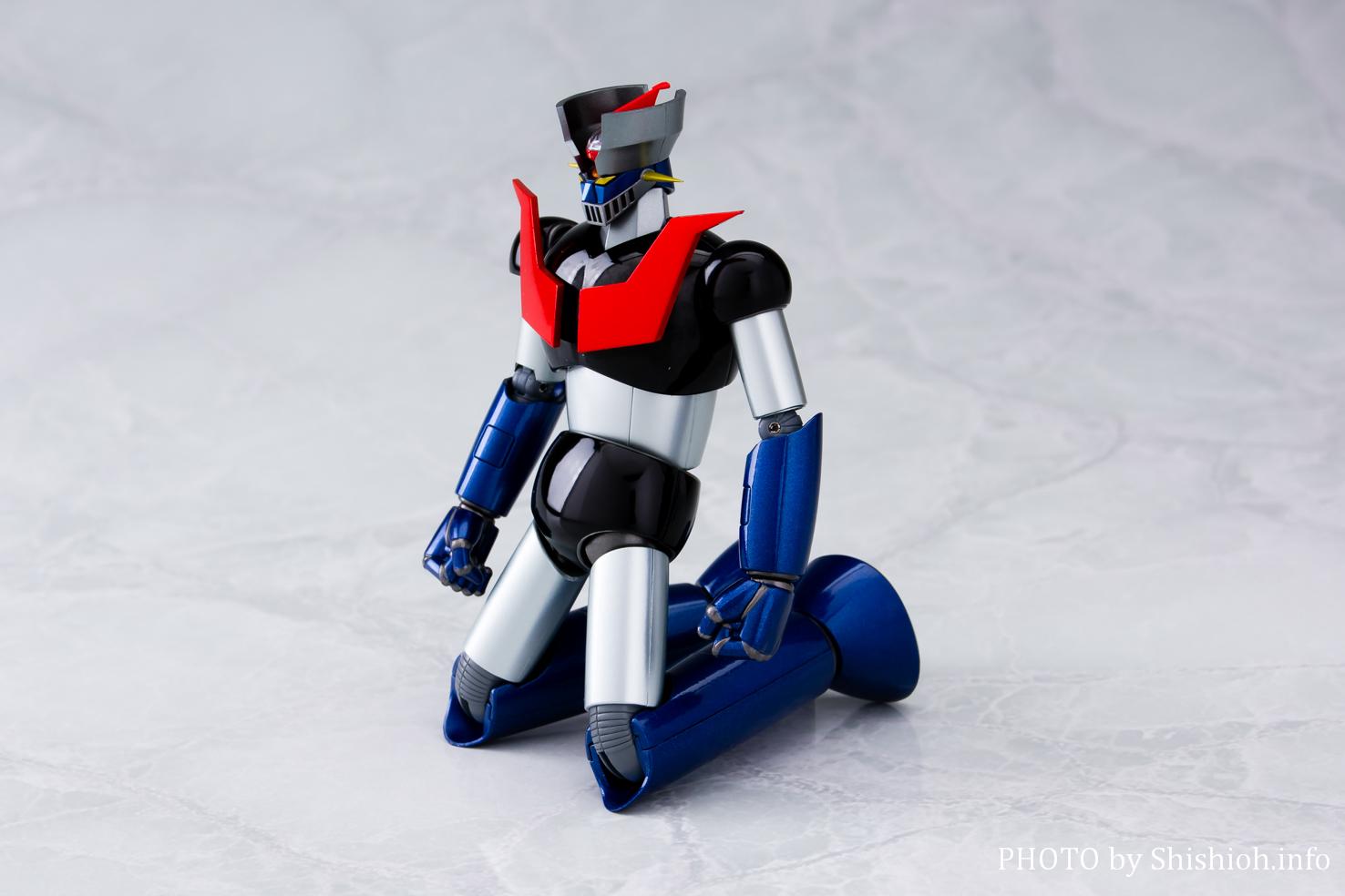 超合金魂 GX-70 マジンガーZ D.C.