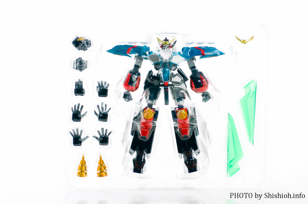 スーパーロボット超合金ガオファイガー