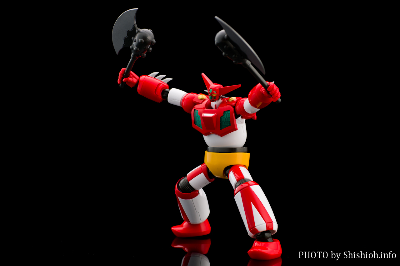 スーパーロボット超合金 ゲッター1