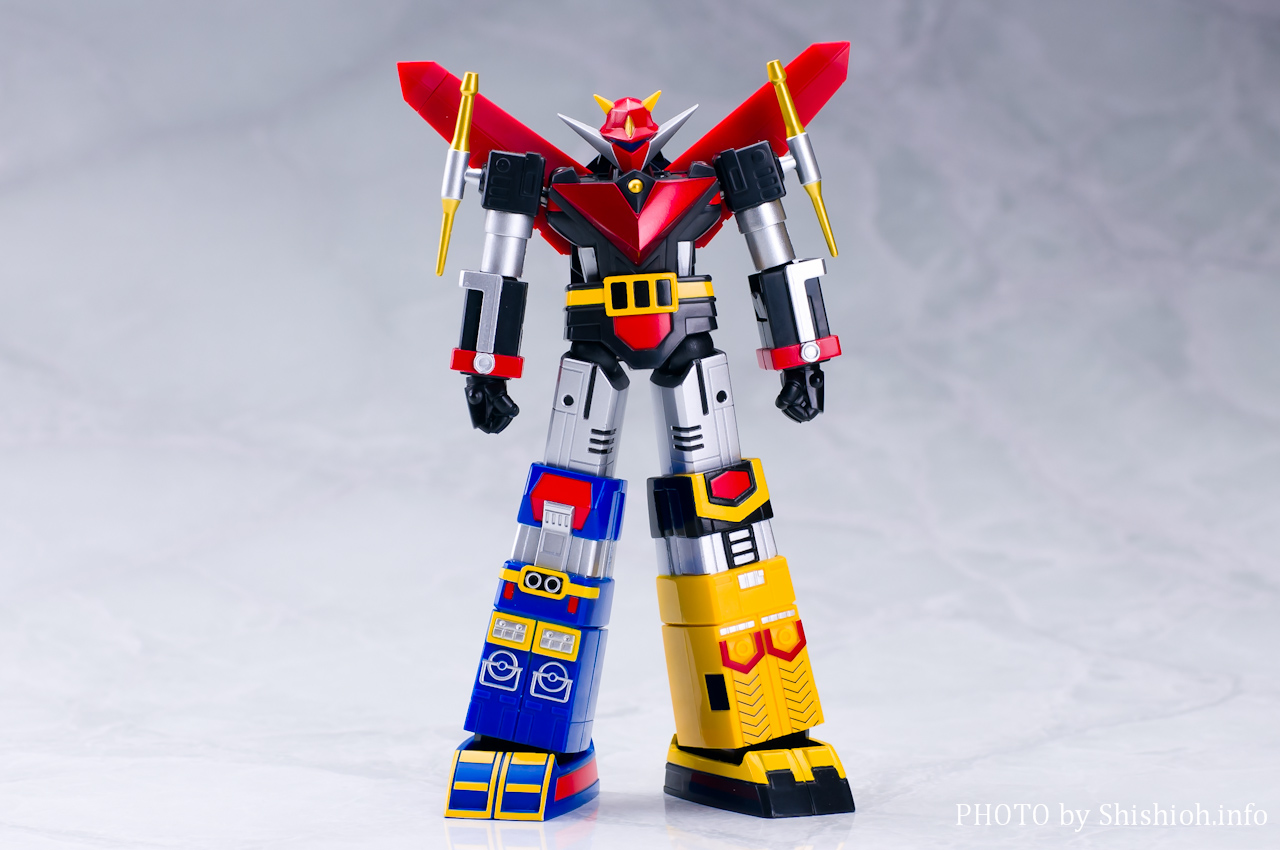 スーパーロボット超合金 ゴッドシグマ