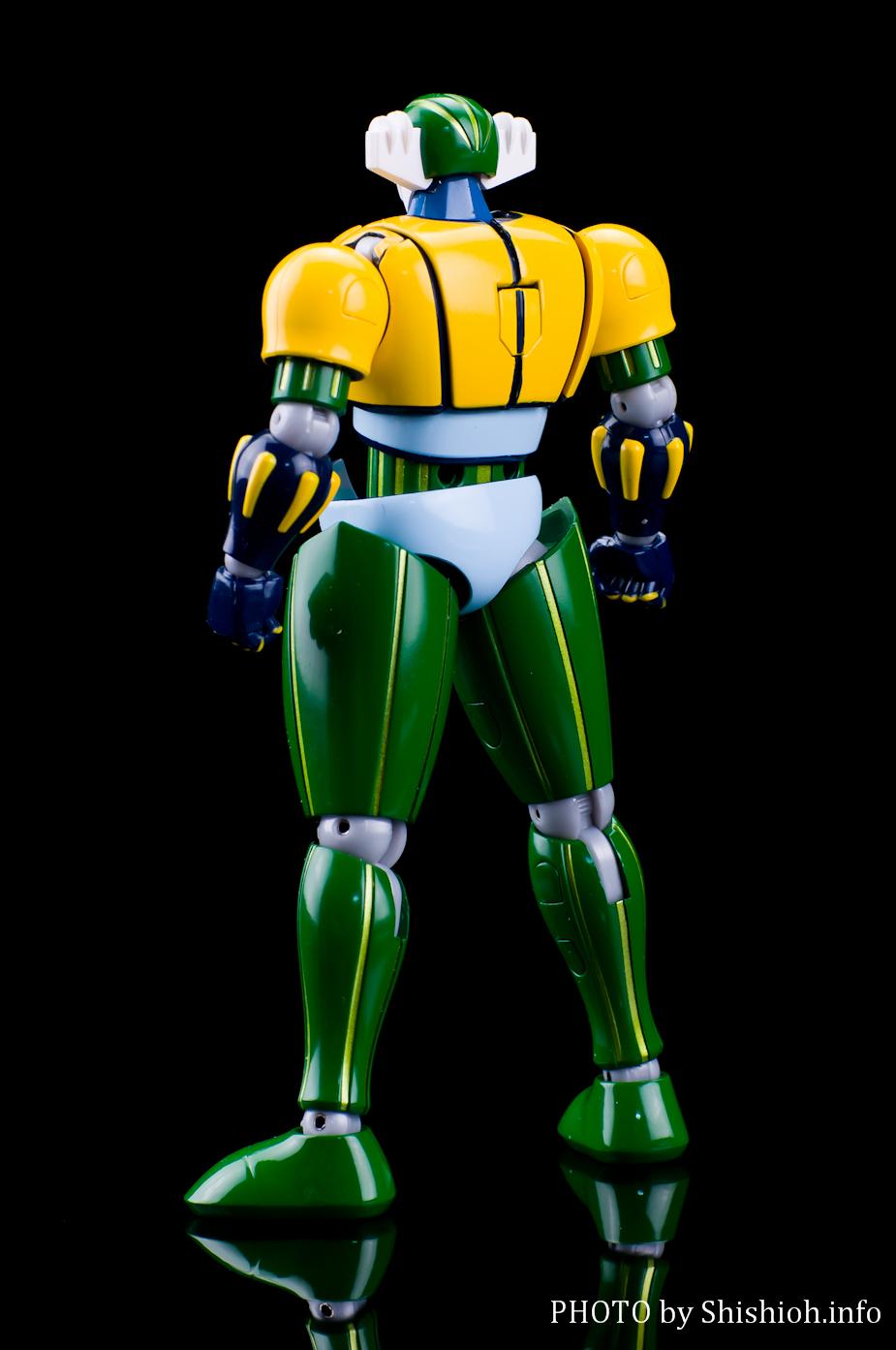 スーパーロボット超合金 鋼鉄ジーグ