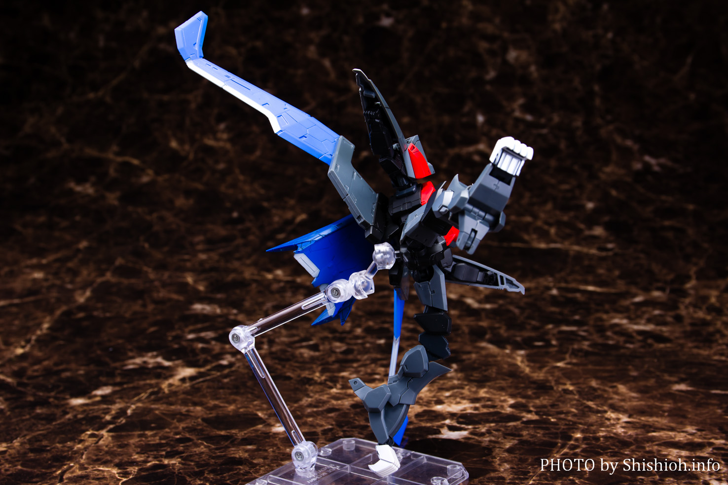 スーパーミニプラ 超獣機神ダンクーガ ブラックウイング