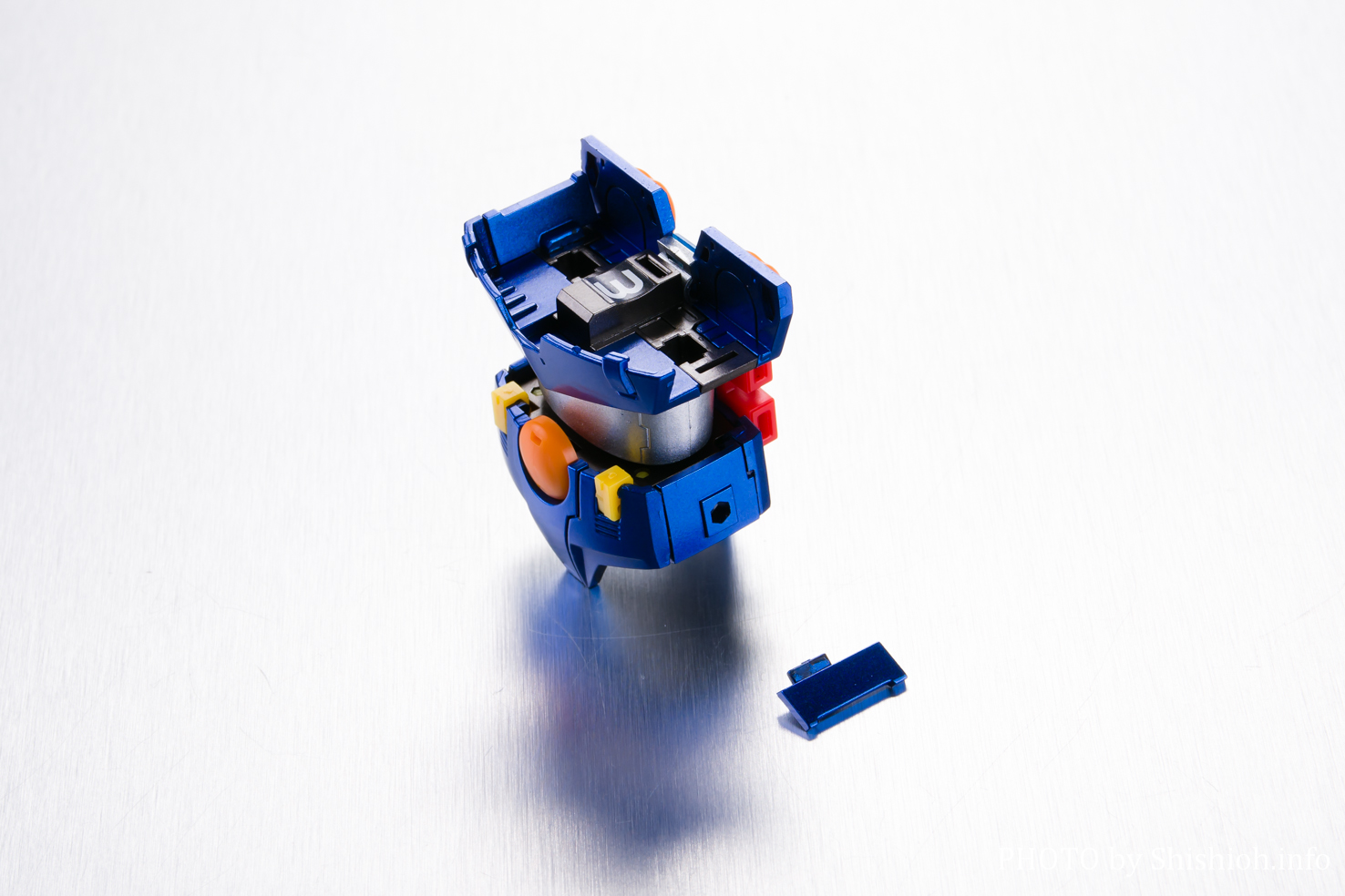 スーパーミニプラ 超電磁ロボ コン・バトラーV