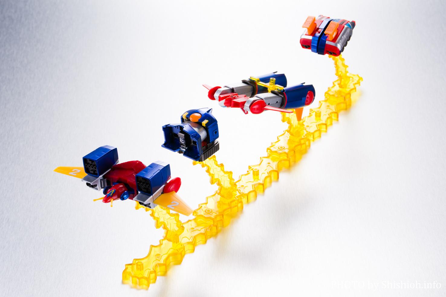 スーパーミニプラ 超電磁ロボ コン・バトラーV オプションパーツセット