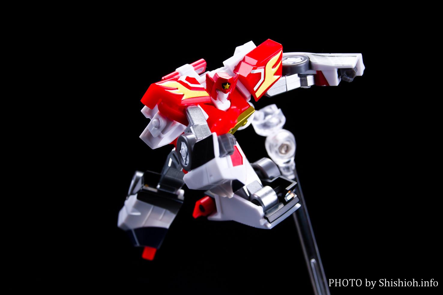 スーパーミニプラ 勇者指令ダグオン (1.ファイヤーストラトス)
