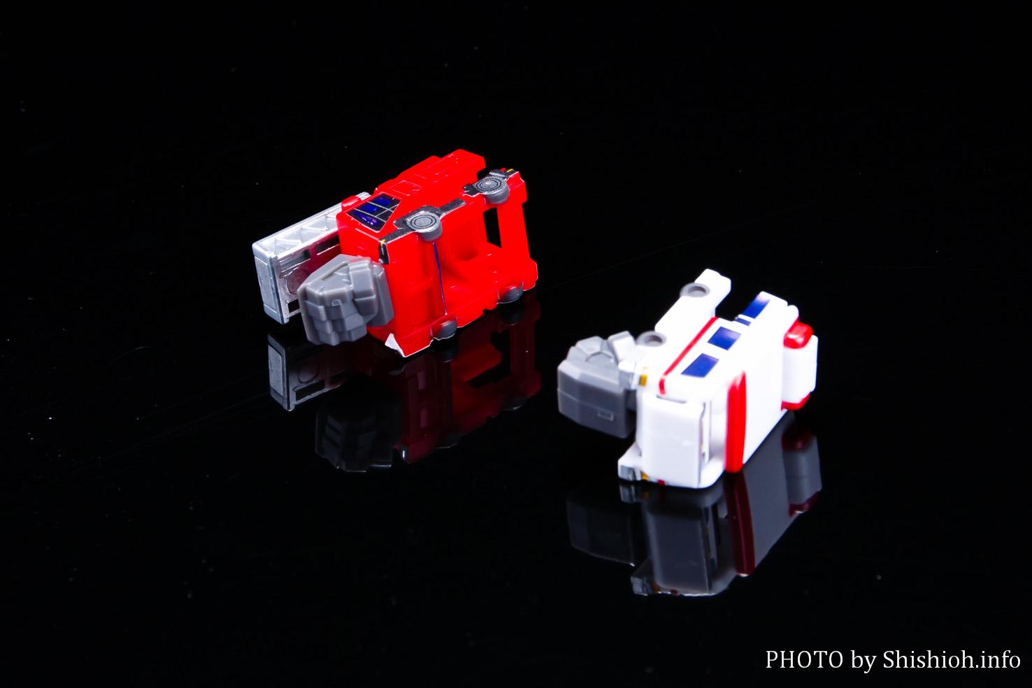 スーパーミニプラ 勇者指令ダグオン (ファイヤーダグオン)