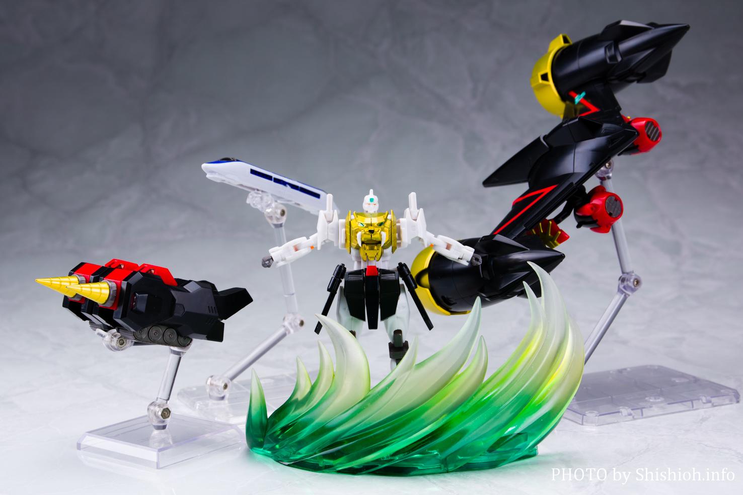 スーパーミニプラ 勇者王ガオガイガー2