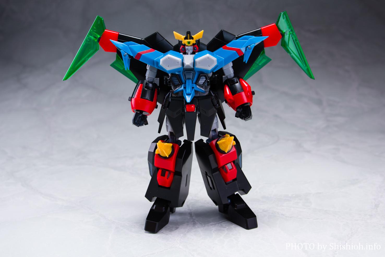 スーパーミニプラ 勇者王ガオガイガー4