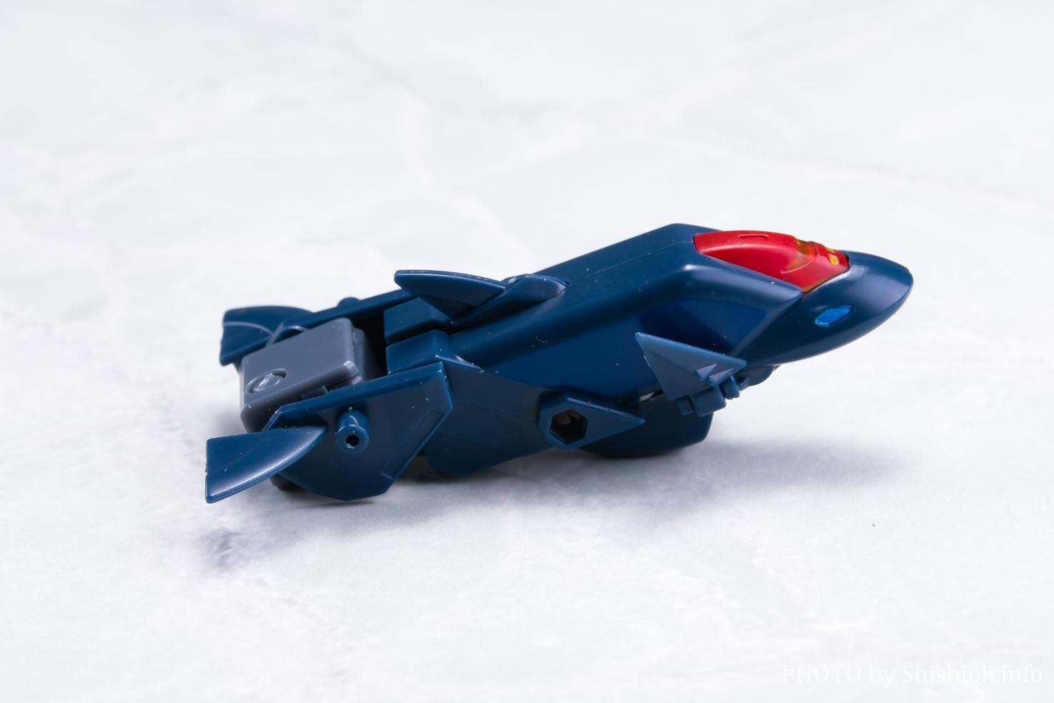 スーパーミニプラ 勇者王ガオガイガー6 パート1