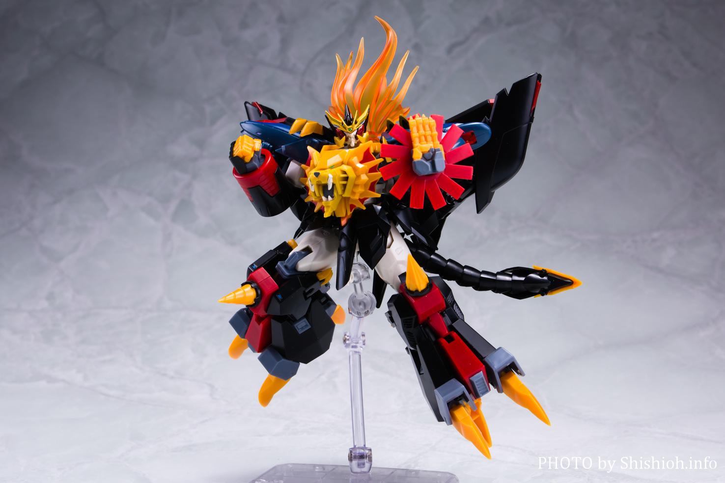 スーパーミニプラ 勇者王ガオガイガー6 (ジェネシックガオガイガー)