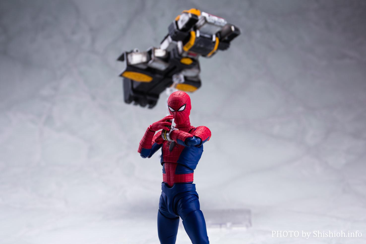 スーパーミニプラ/「スパイダーマン」東映TVシリーズ レオパルドン