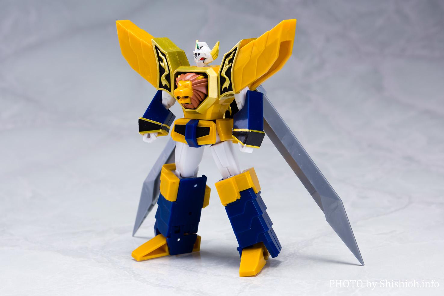 スーパーミニプラ 勇者指令ダグオン ライアン