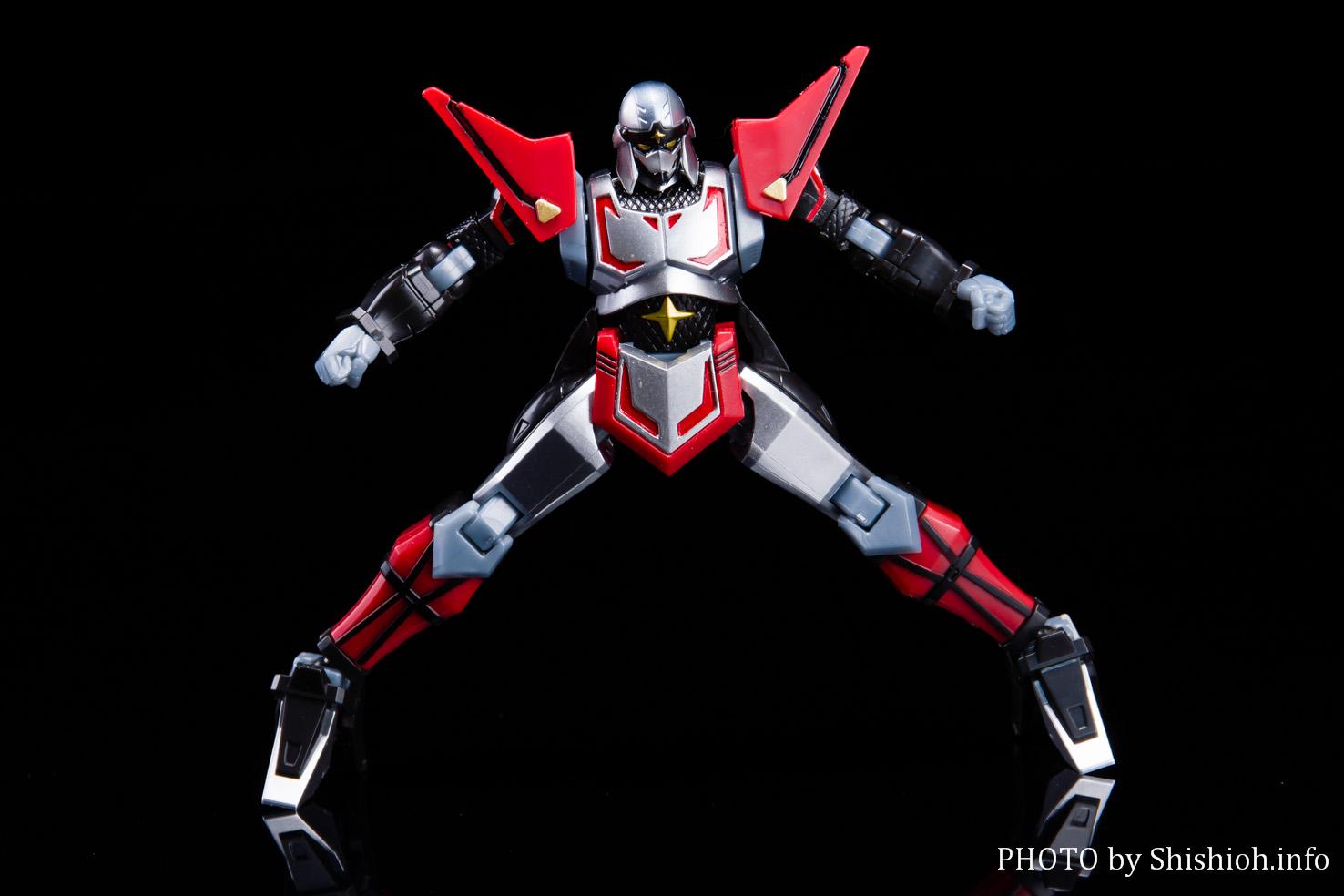 スーパーミニプラ 忍者戦士 飛影