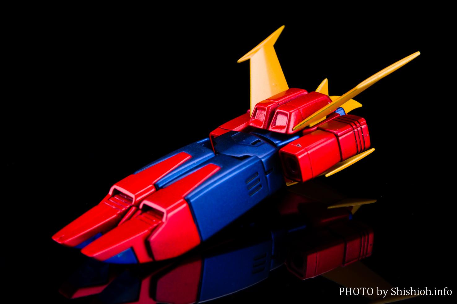 スーパーミニプラ 無敵超人ザンボット3