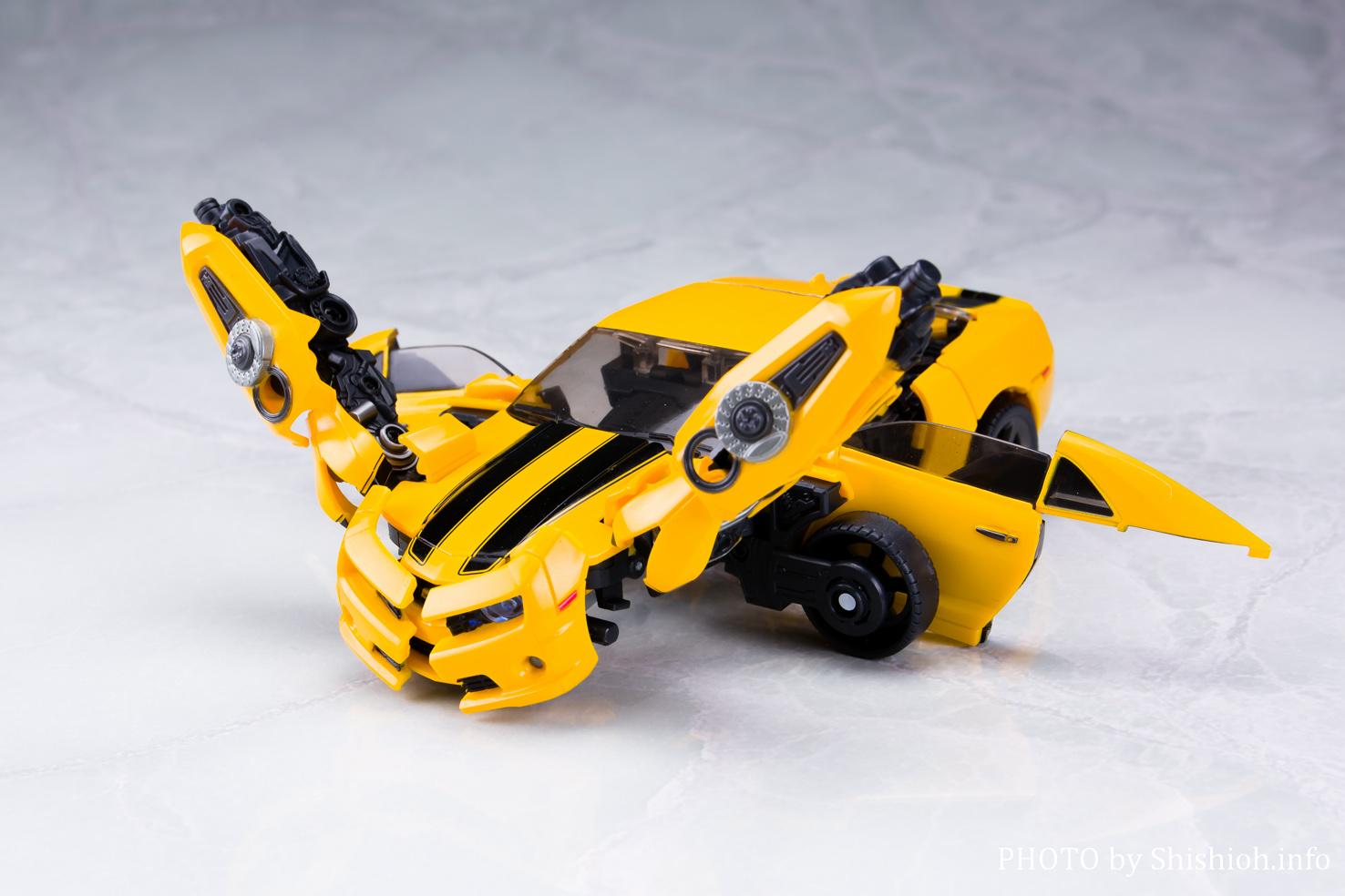 トランスフォーマームービー MPM-3 バンブルビー