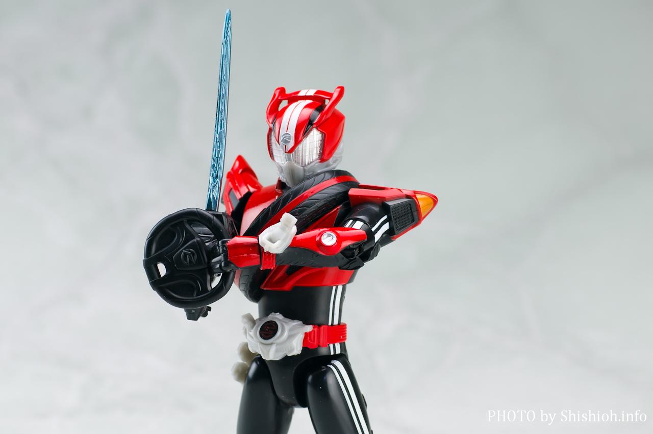 タイヤ交換シリーズ 03 仮面ライダードライブ タイプワイルド