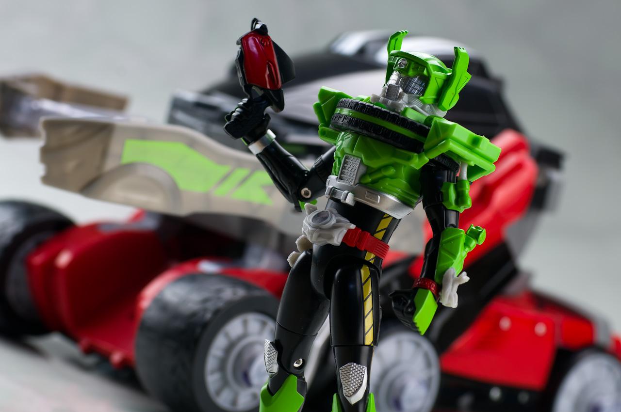 仮面ライダードライブ タイプ テクニック