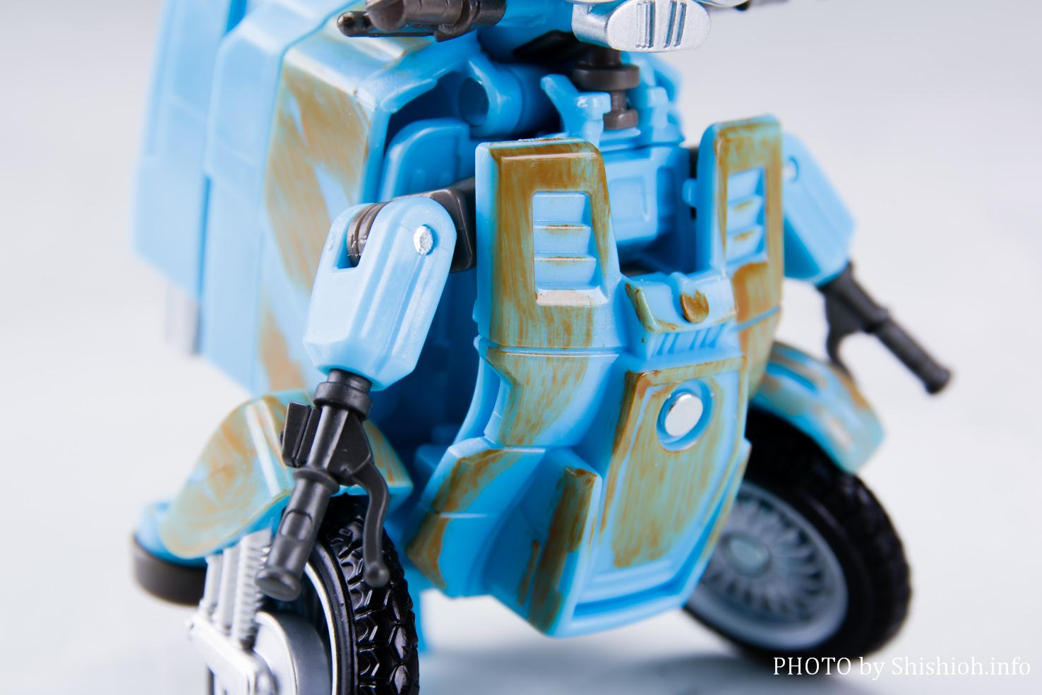 トランスフォーマームービー TLK-13 スクィークスー