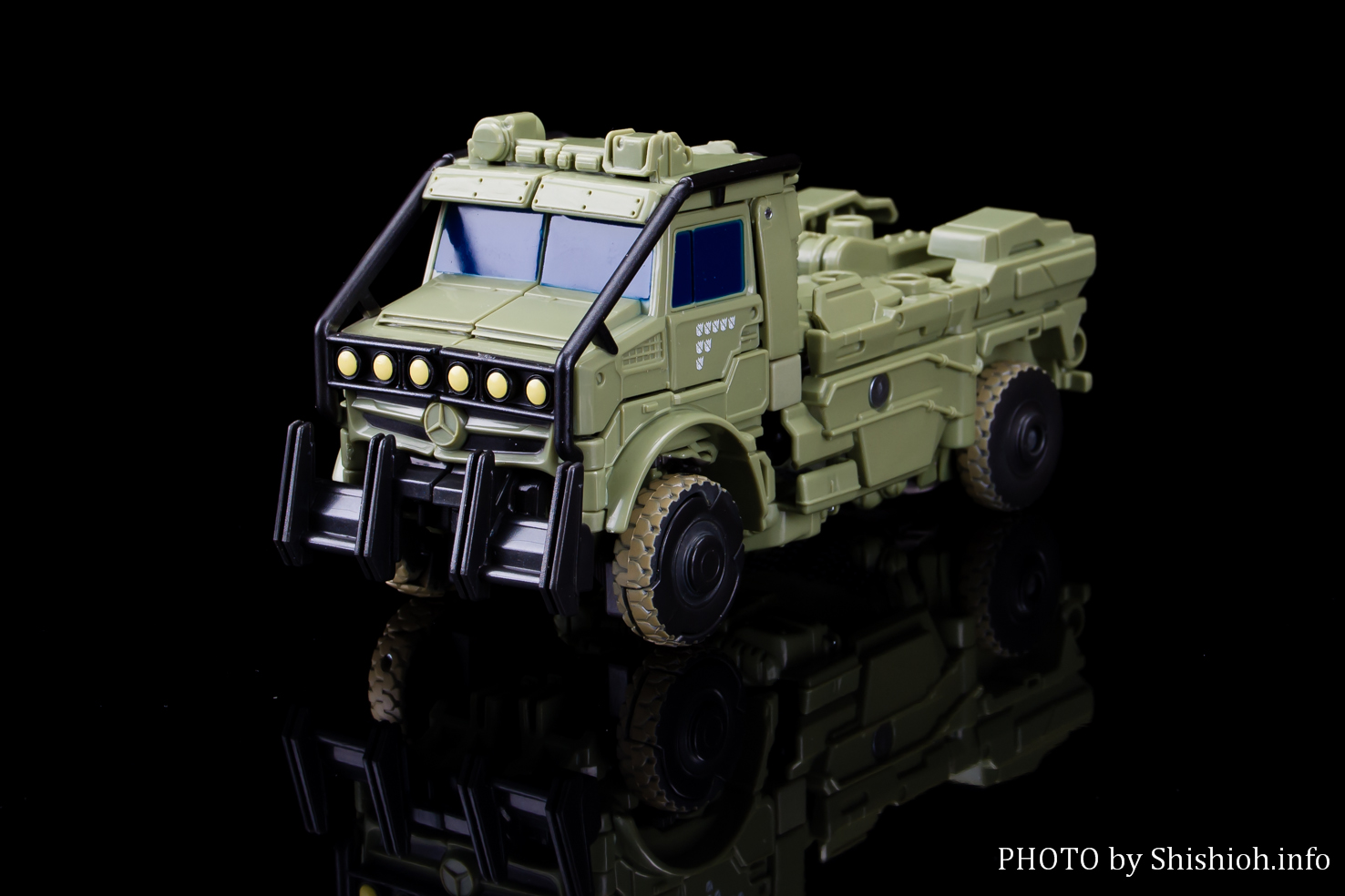 トランスフォーマームービー TLK-14 オートボットハウンド