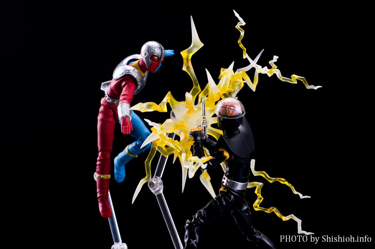 魂EFFECTシリーズ THUNDER Yellow Ver.