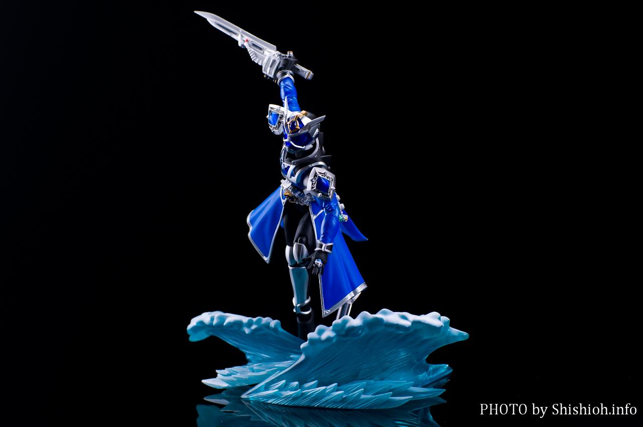 魂EFFECTシリーズ WAVE Blue Ver