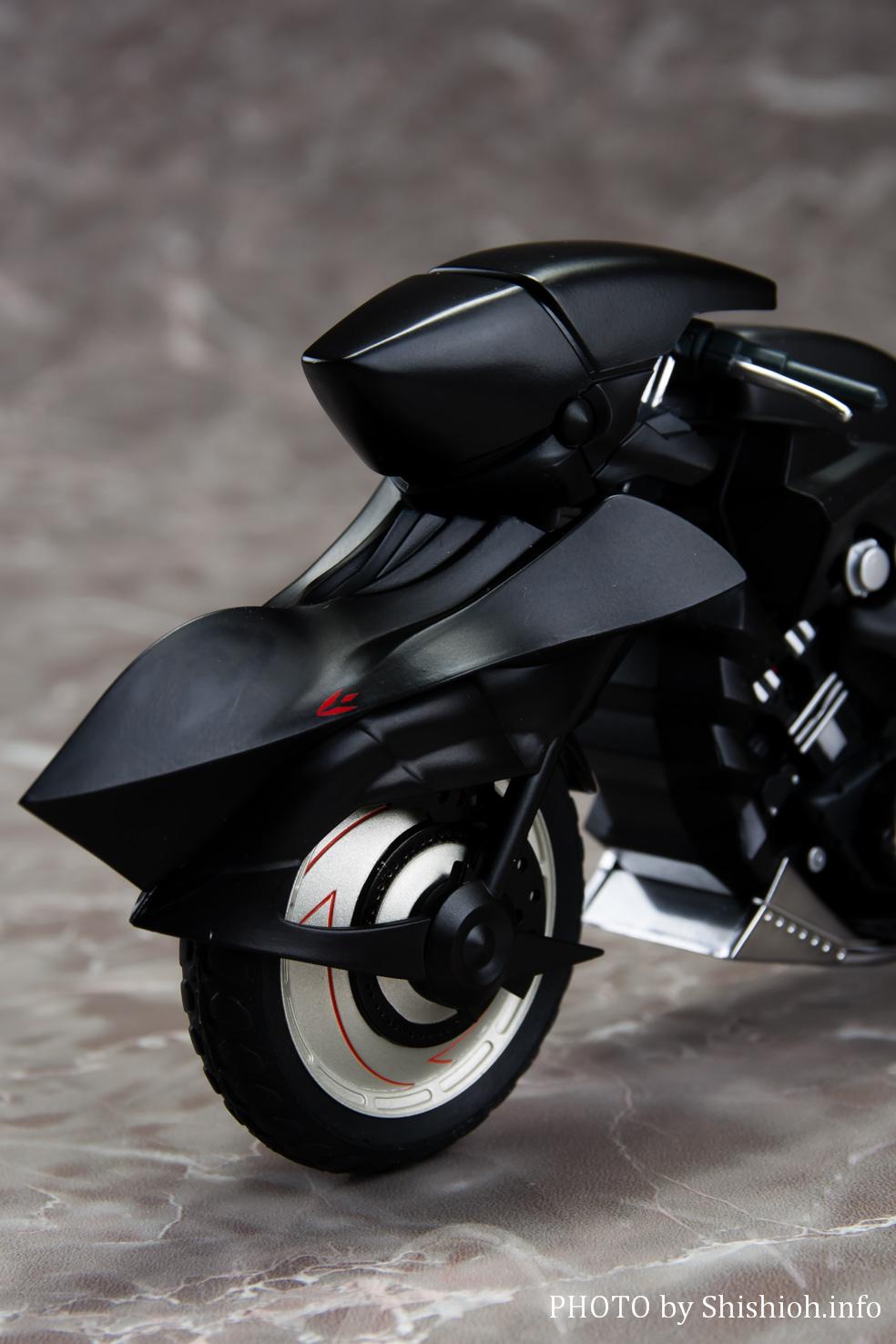 ex:ride SPride.08 キュイラッシェ・ノワール
