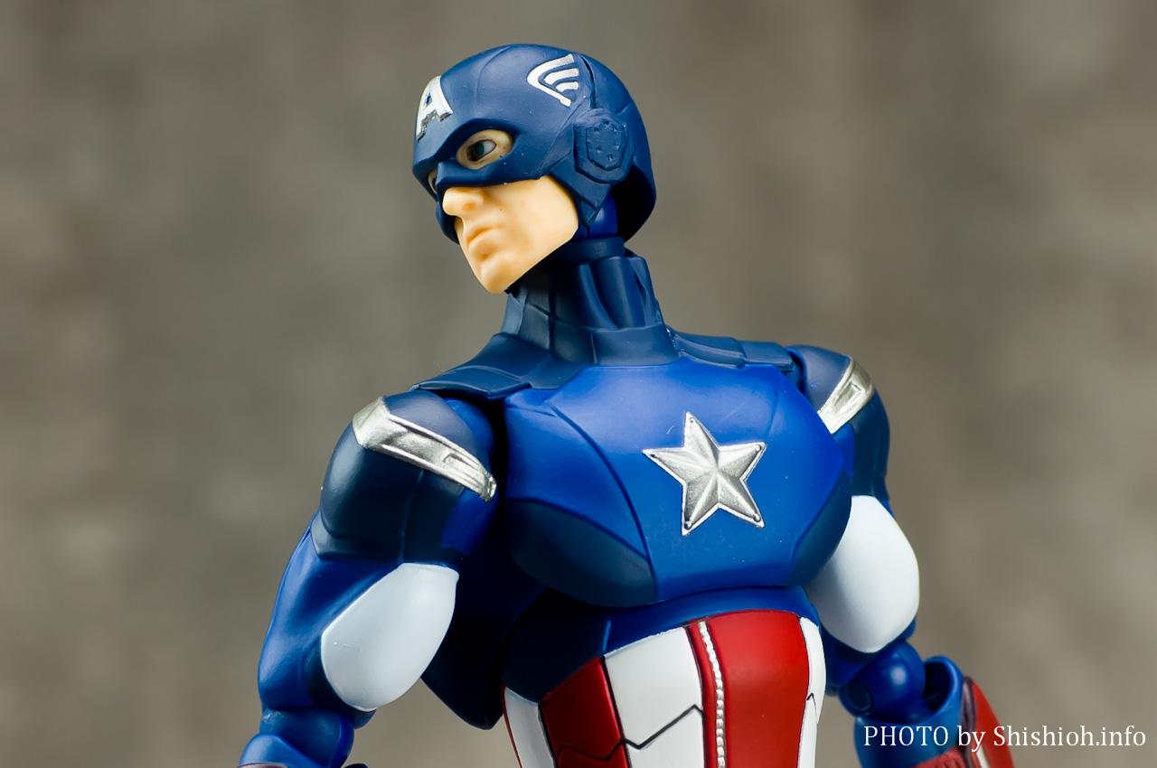 figma 226 キャプテン・アメリカ