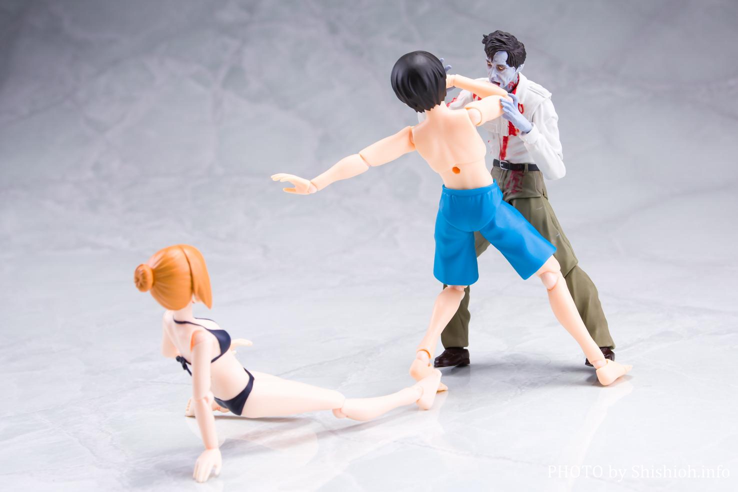 figma 水着男性body(リョウ)