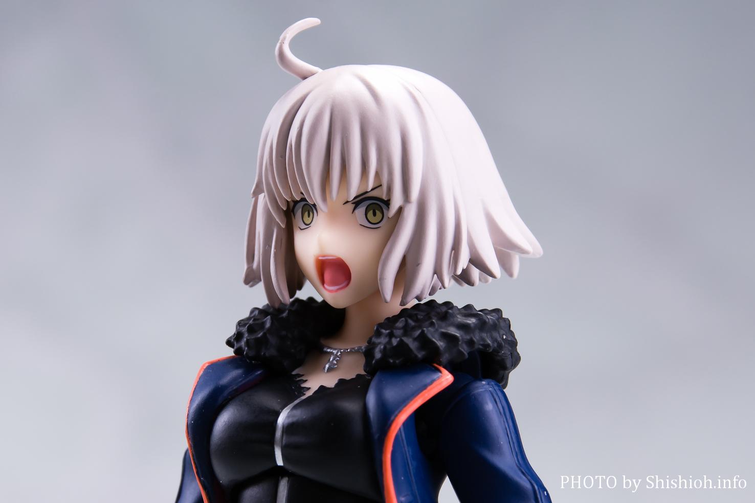 figma 428 アヴェンジャー/ジャンヌ・ダルク〔オルタ〕 新宿ver.