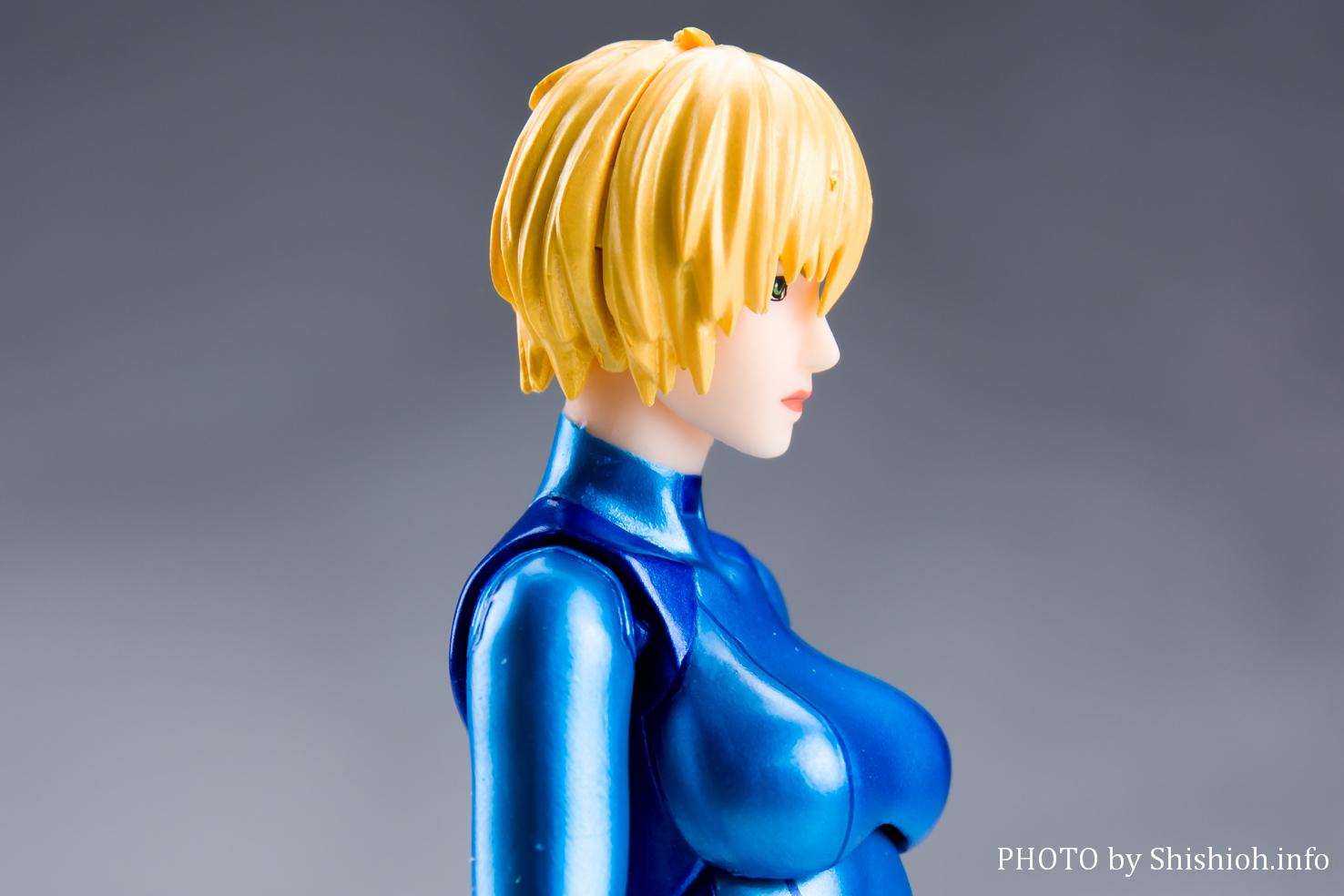 figma 306 サムス・アラン ゼロスーツver.